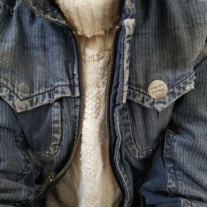Volcom Stone Denim Jean Jacket